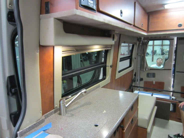 Sportsmobile Sprinter Interior 170 Quot Wb Sprinter