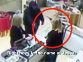 Christian Store Owner Commands Armed Robber to Leave in the Name of Jesus