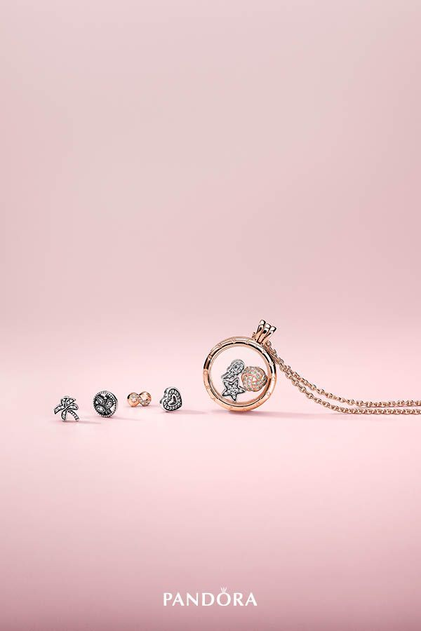Our Beautiful Floating Locket Is Finally Available In Pandora Rose