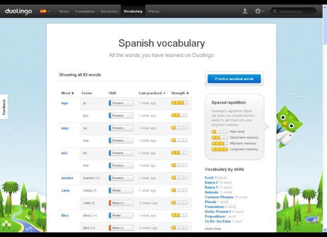 Duolingo: 34 óra alatt spanyolul, az internetről?