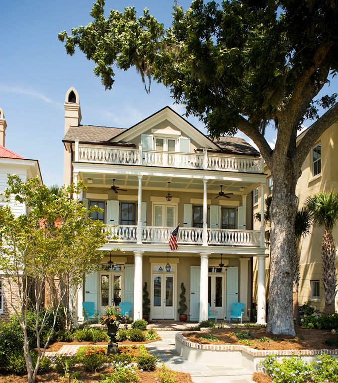 17 best images about exterior color combos on pinterest for Custom builders charleston sc