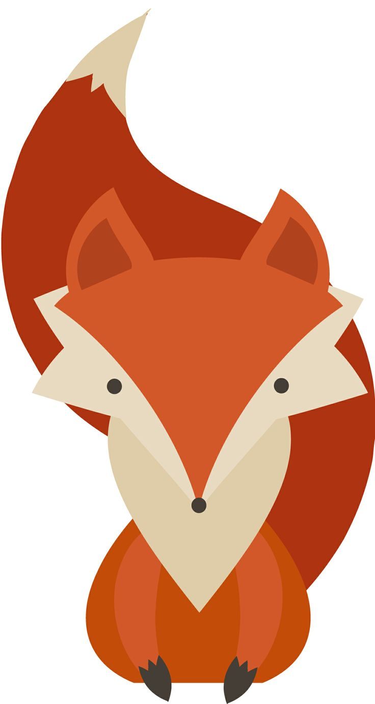 Fox made from scratch