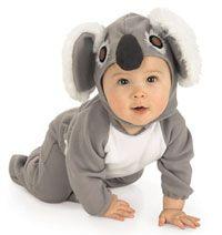 Koala dragen Baby kostuum - Baby kostuums