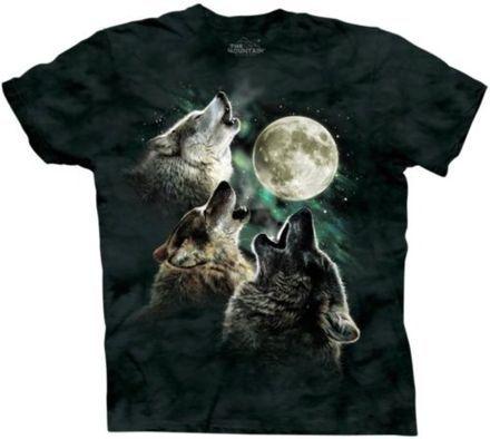 Three Wolf Moon Tshirt - Courtesy of Dwight Schrute