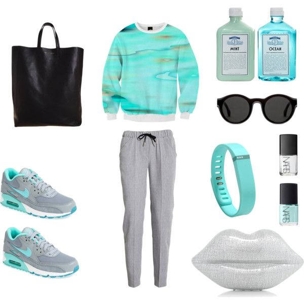 """""""Cool mint"""" by mariacolinaperez on Polyvore"""