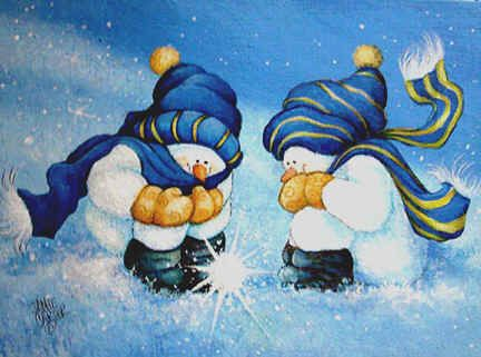 We Believe in Magic by Jamie Carter from the Snow Babies Series.