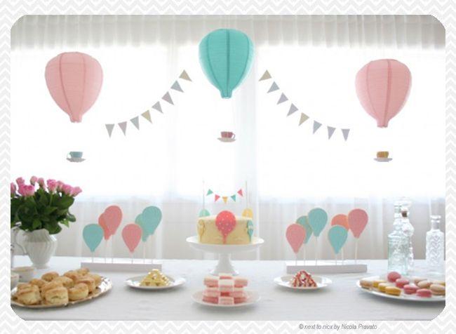 DIY para Fiestas Infantiles - All Lovely Party
