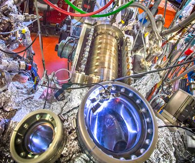 Graphene is different from most crystalline materials because its electrons are governed not by the standard Schrödinger equation, but instead by the Dirac equation of relativistic quantum mechanics. Dubbed a Dirac semimetal, its electrons travel effectively as massless particles, which allows them to reach much higher speeds than ordinary electrons – as high as 106 m s–1. As a result, the electron mobility in graphene is about 200,000 cm2/Vs, compared with about 1400 cm2/Vs in silicon.