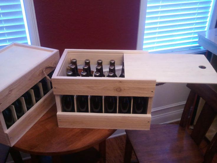 DIY Wooden Beer Bottle Crate - Page 2 - Home Brew Forums