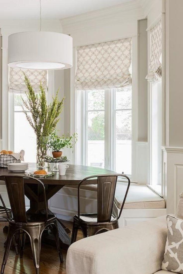 Breakfast Nook Ideas 2021 Window Seat Kitchen Dining Nook Bay Window Benches