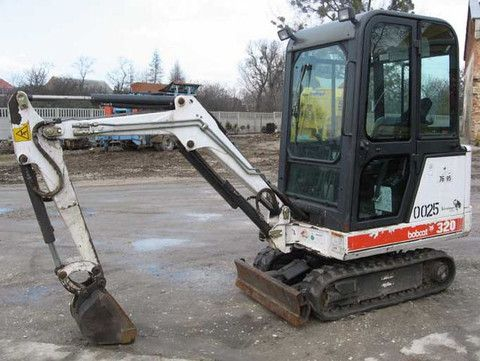 331 bobcat mini excavator parts manual
