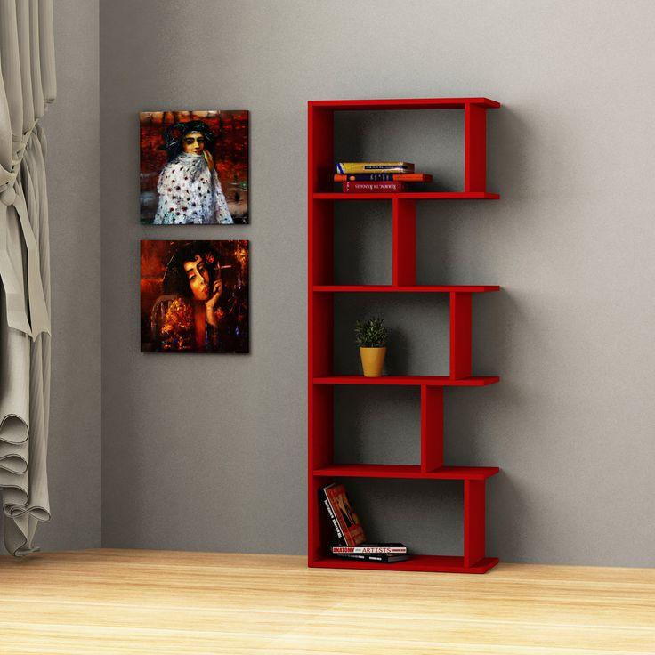 Decortie Tapi Bookcase