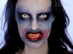 Tutorial Maquillaje Zombie fácil de hacer