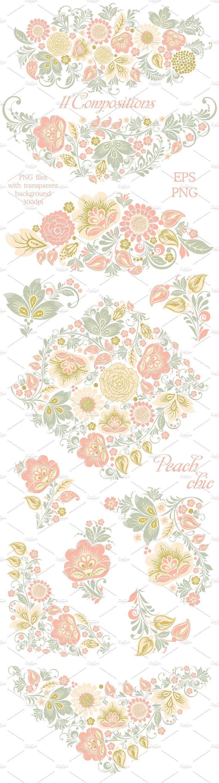 The 25 best Pastel wedding invitation sets ideas on Pinterest