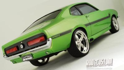 Maverick GT 1979 - Cavalaria Quente Por: Batistinha - modificaciones que COCHES