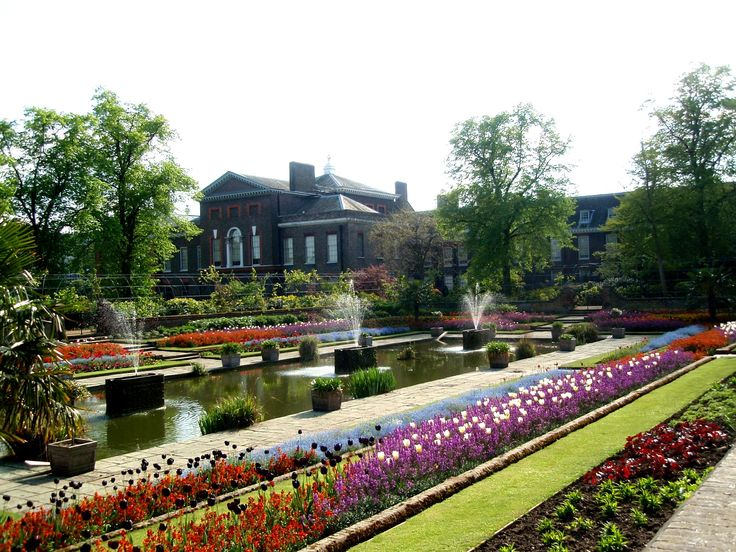 Princess Diana Memorial Garden | ... Palace Gardens, Sunken Garden, Near Princess Diana Memorial Playground