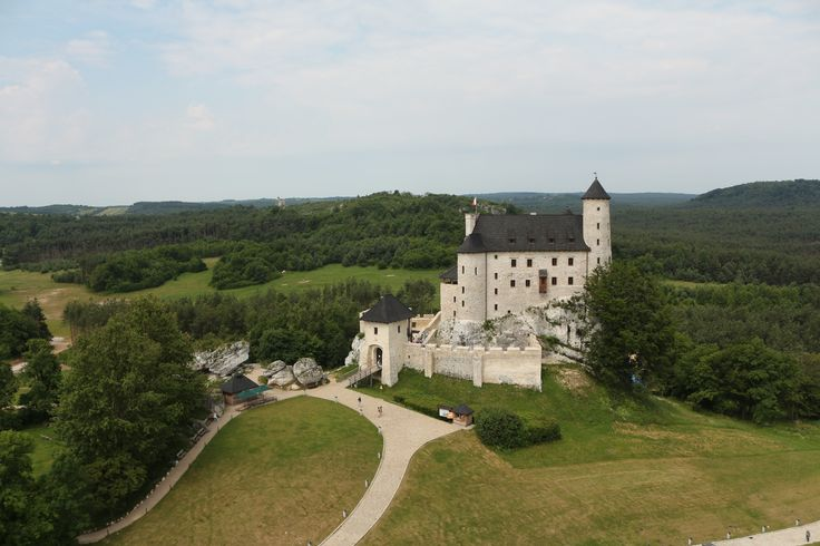 #Zamek #Bobolice / Bobolice #Castle