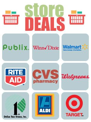 Do deals stores accept coupons