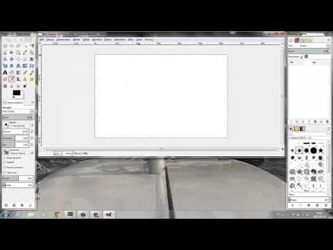 gimp-podstawy - YouTube