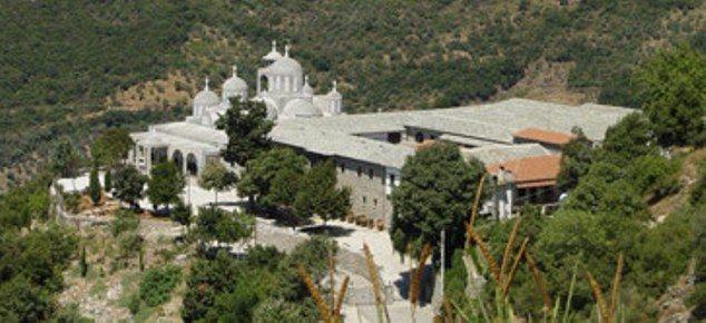 ΙΕΡΑ ΜΟΝΗ ΠΑΜΜΕΓΙΣΤΩΝ ΤΑΞΙΑΡΧΩΝ ΠΗΛΙΟΥ | Μοναστήρια της Ελλάδος