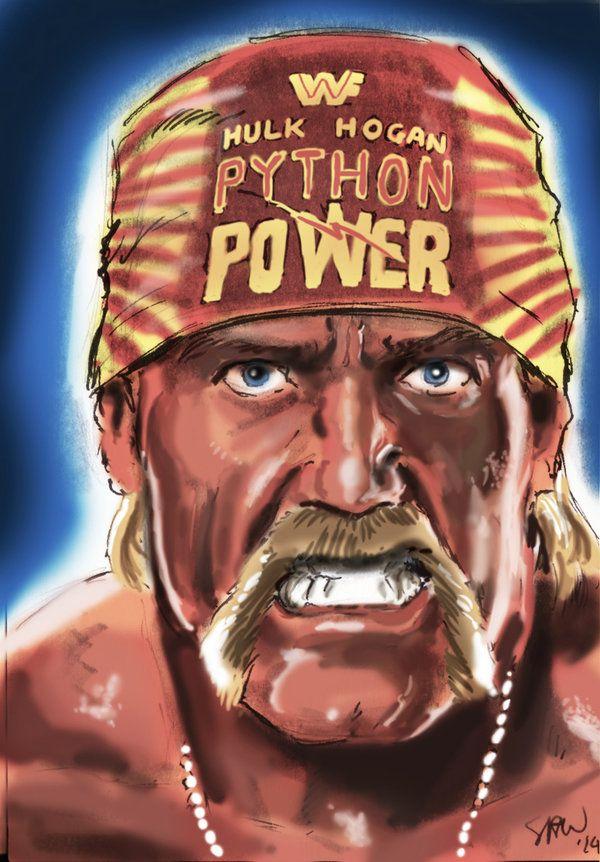 Hulk Hogan by SimonWilliamsArtdeviantart on DeviantArt – Hulk Hogan Birthday Card