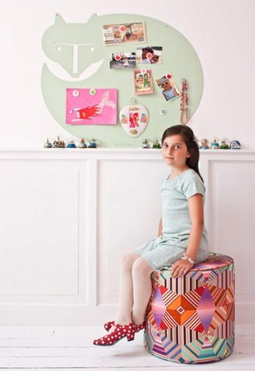 Wonderfully Practical Magnetic Boards For Kids Rooms   Kidsomania