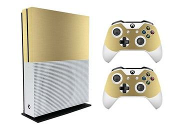 xbox one gold skin - photo #24