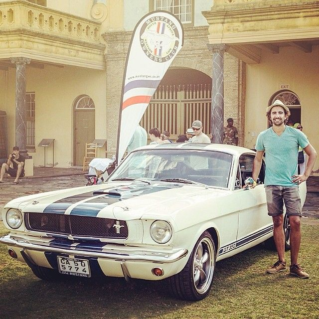 Herman Jordaan @hermanjordaan  Shooting the Ford Mustang 50th Anniversary http://distilleryimage0.ak.instagram.com/8eb22c12c47711e3b15e0002c9dce3ac_8.jpg