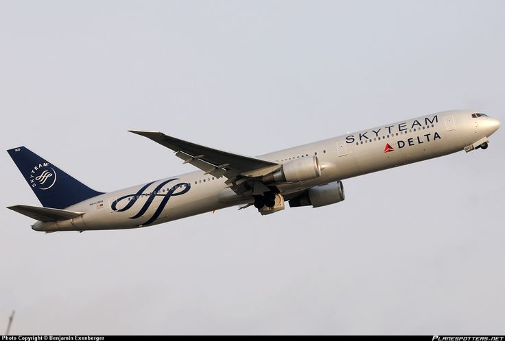N844MH Delta Air Lines Boeing 767-432(ER)