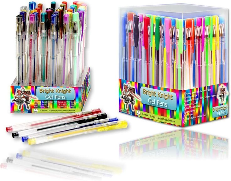 63% OFF! Limited time only! Bright Knight Gel Pens - 36 Gel Pen Set - Quality Gel Ink Pens - Multi Colored - Fine Ink Ballpoint Pens - Smooth, Anti Skip - Neon, Pastel, Metallic, Glitter - A Great Range of Colors Get this #deal before it is gone!  https://www.facebook.com/461834444011847/photos/a.461835710678387.1073741827.461834444011847/508286366033321/?type=3&theater