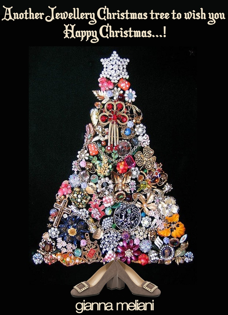 gianna meliani shoes fall winter collection 2012-christmas wishes to all-jewellery christmas tree-shoes-love-fashion-glamour