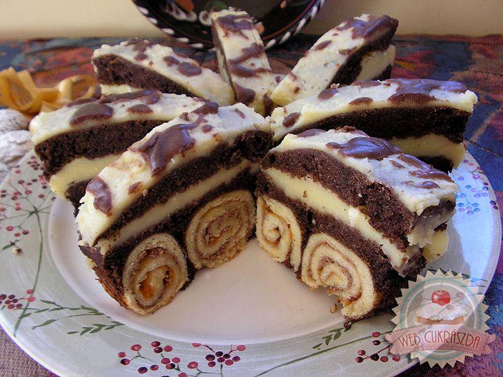 Bicikli sütemény
