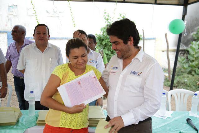 61 nuevos propietarios de viviendas en Riohacha - Hoy es Noticia