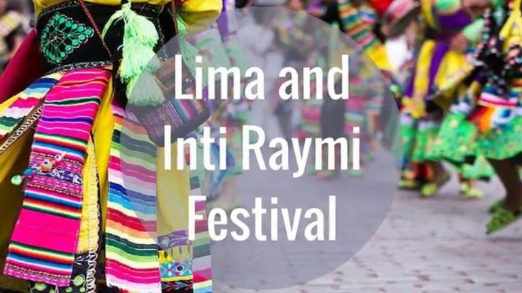 Lima & Inti Raymi Festival Tour Video: Explore Lima, Cuzco, Machu Picchu and the Inca Festival. Watch now.