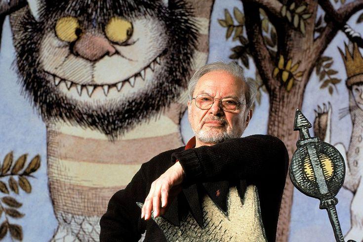 """Ilustratorul şi scriitorul american de cărţi pentru copii, Maurice Sendak, a fost câştigătorul Premiului Memorial Astrid Lindgren din anul 2003. Acesta este cunoscut pentru câteva dintre cărţile sale, precum """"Where the Wild Things Are"""",  """"In the Night Kitchen"""", """"Outside Over There"""", dar şi pentru ilustraţiile create de el din cartea """"Little Bear""""."""