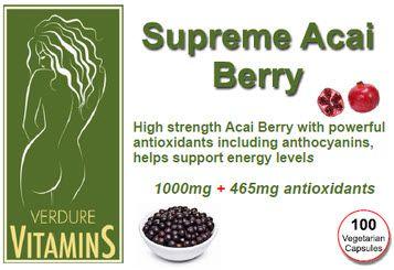 supreme acai berry