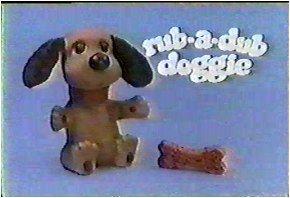 Rub-a-dub doggie