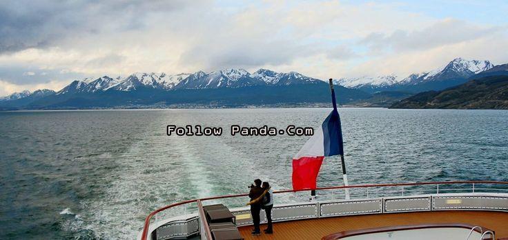 Beagle Channel - Ushuaia, Tierra del Fuego, Patagonia, Argentina | FollowPanda.COM