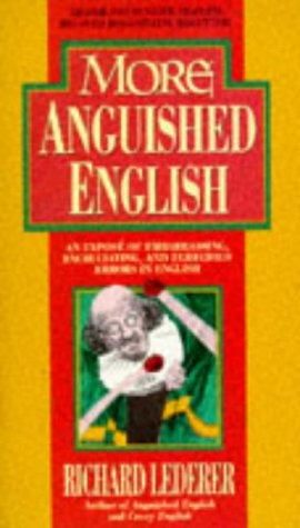 """More Anguished English"" av Richard Lederer"