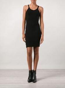NOW Sale $80 Black Cami Tank Dress T BY Alexander Wang Freeship | eBay