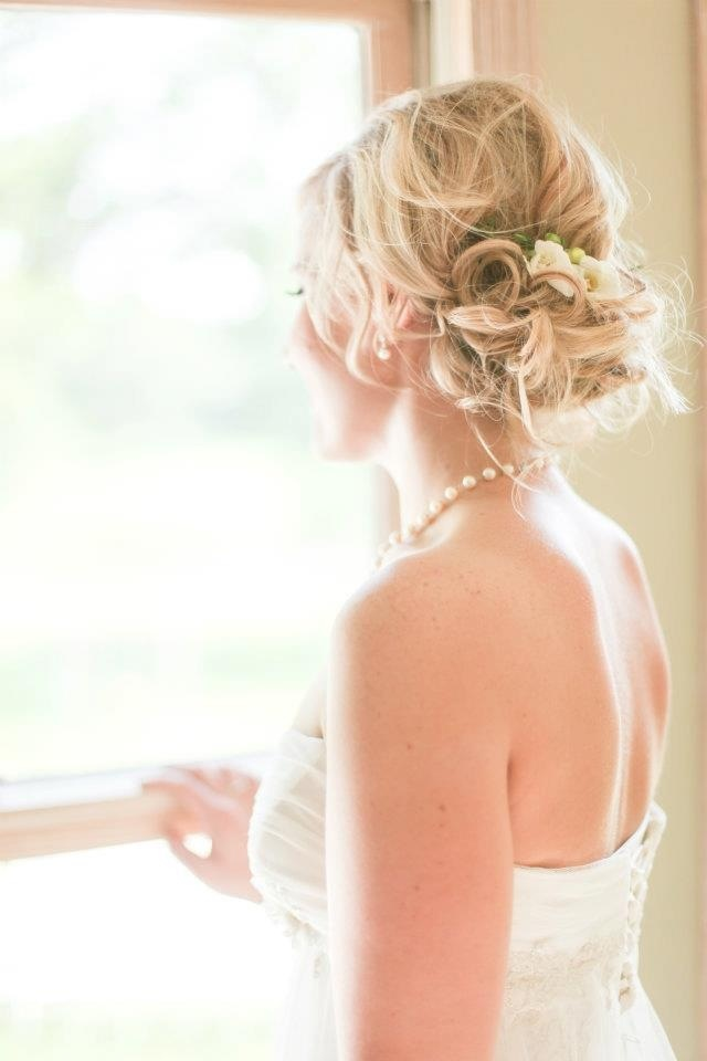 Wedding hair :-)