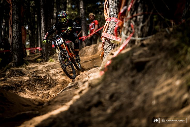 Amaury Pierron started the season with a bang a podium and plans to finish it…