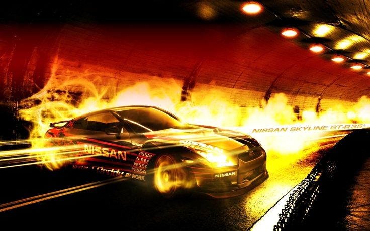 need for speed wallpaper nissan skyline  (click to view)