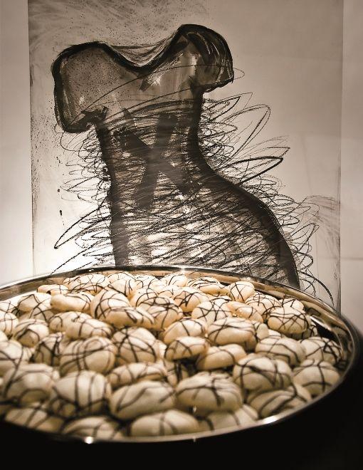 Visite gustative au Centre d'exposition Raymond-Lasnier http://www.cer-l.ca/ #art #gastronomie
