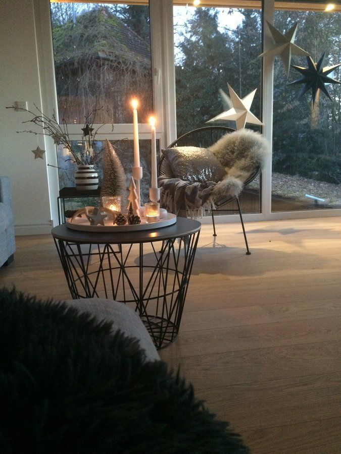 die besten 25 weihnachten wohnzimmer ideen auf pinterest weihnachtsdekoration wohnzimmer. Black Bedroom Furniture Sets. Home Design Ideas