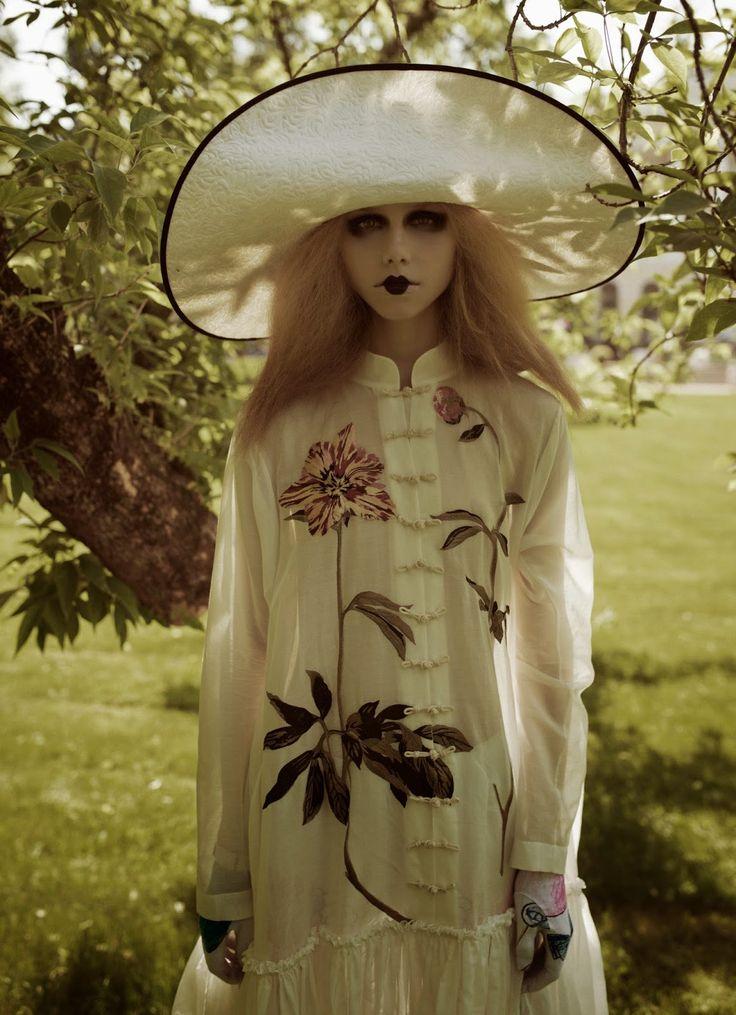 Russian Designer Tatyana Parfionova