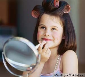 Early Puberty  http://articles.mercola.com/sites/articles/archive/2012/04/16/early-precocious-puberty.aspx