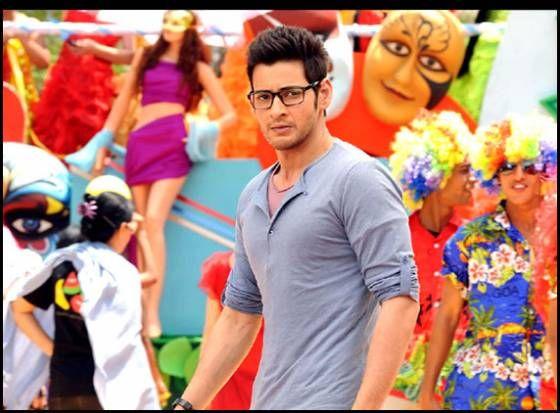 Mahesh Babu '1' Completes At Goa