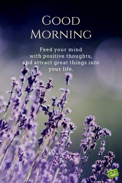 17 best Good Morning Quotes on Pinterest | Good morning, Morning ...