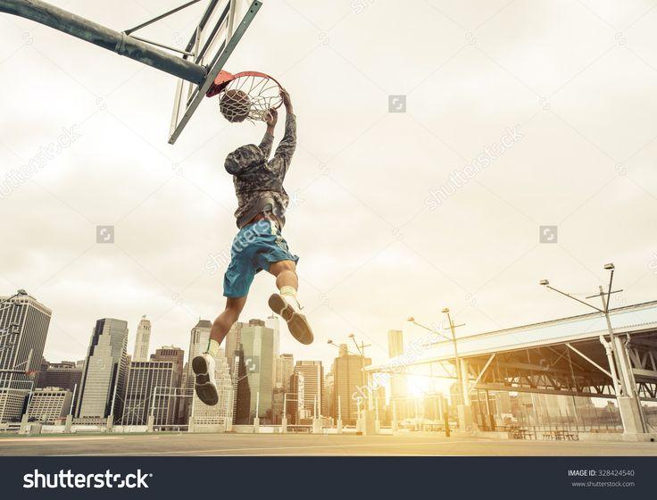 Image result for street basketball dunk